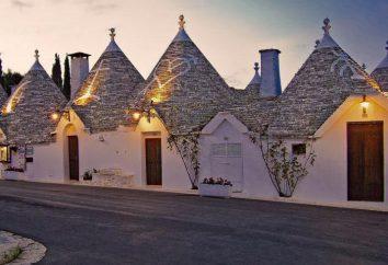 Alberobello, Italia: attrazioni della città bianca