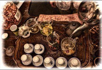La ceremonia del té en China. El arte de la ceremonia del té