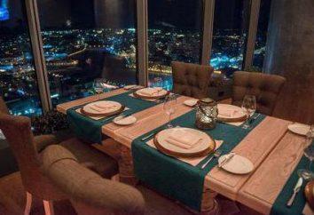 Les meilleurs restaurants de Ekaterinburg: la note. Ekaterinbourg Restaurants: avis
