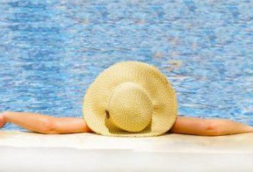 Quel est le principal symptôme de surchauffe au soleil