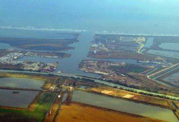 Port Temryuk: historia, położenie