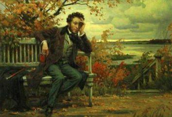 """Historia Aleksandra Sergeevicha Pushkina """"Mistress do Maid"""": opinie, podsumowanie"""