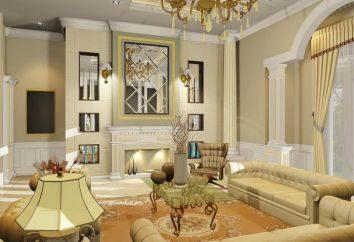 interior de la habitación en una casa privada. Ideas para el interior de la habitación en la casa