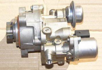 Pompa wtryskowa z silnikiem wysokoprężnym. pompa paliwa wysokiego ciśnienia