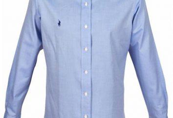 Camicie Lauren Ralph Lauren: Descrizione e qualità