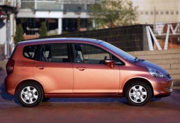 """""""Honda Jazz"""": opinie z właścicieli, charakterystyk"""