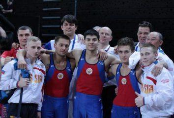 Alexander Balandin: Russin, Biografie und Leistungen eines Sportlers