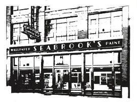Wallpaper Seabrook: Schaffung einzigartiger Luxus-Stil im Innenraum