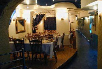 Czelabińsk restauracji z muzyką na żywo: nazwisko, adres, opinie
