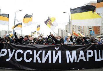 conflitto etnico in Russia – una massiccia e spietata!
