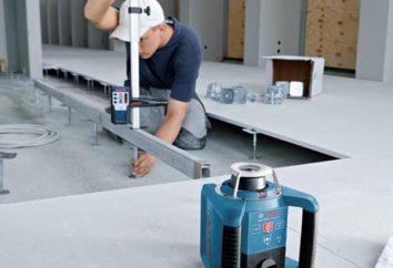 livelli autolivellanti laser Bosch: recensioni, prezzi