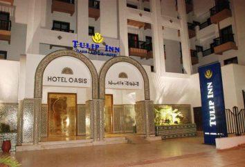 Hôtel Tulip Inn Oasis 4 * (Maroc, Agadir): avis, descriptions et commentaires