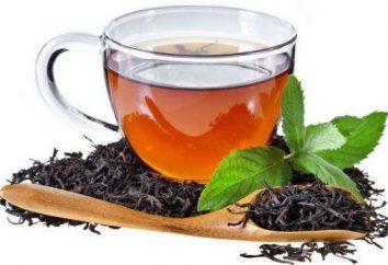 Ceilão chá preto: propriedades benéficas