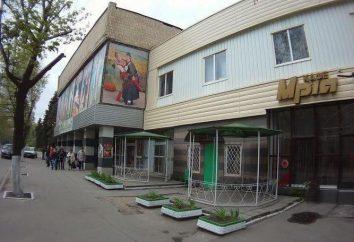 Teatr Komedii Muzycznej (Charków): historia, adres i repertuar