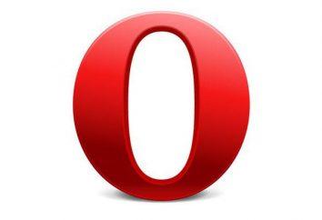 """Cómo borrar la memoria caché (navegador """"Opera""""): una visión general, los métodos, las recomendaciones, y las revisiones"""