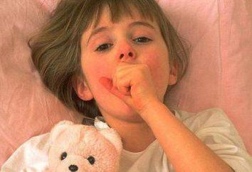 Temperatura dziecko 38 i suchy kaszel: przyczyny i leczenie