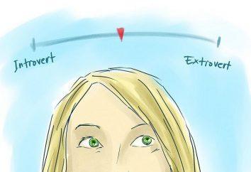 Introwertyk czy ekstrawertyk – kto to jest? Introwertyk czy ekstrawertyk – skąd wiesz, kim jestem?