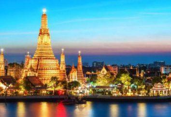 Wycieczki do Tajlandii w sierpniu: pogoda, wakacje, opinie