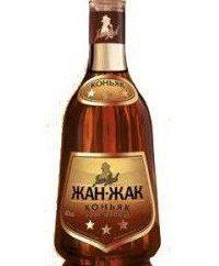 """Brandy """"Jean-Jack"""" – una risposta degna viticoltori francesi Crimea"""