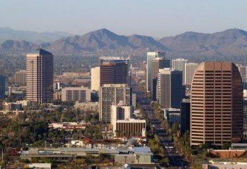 Arizona – Estado de paisajes fabulosos