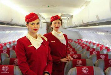 Grecki lotnicza Ellinair: przegląd, opinie pasażerów