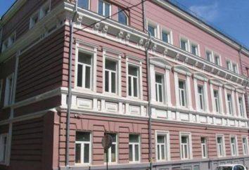 """El hotel """"Pushkin"""", Moscú: opiniones, descripciones, números y comentarios"""
