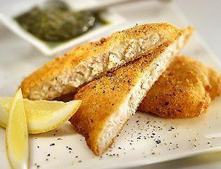 pescadilla Receta para una cena informal