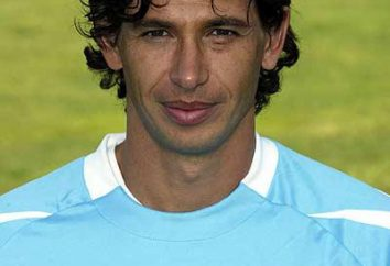 El jugador de fútbol italiano Demetrio Albertini: biografía, los logros en el deporte