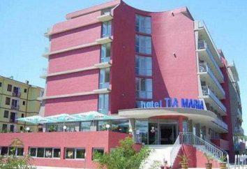 Hotel Tia Maria Hotel 3 * (Sunny Beach, Bulgaria): opiniones, descripciones y comentarios