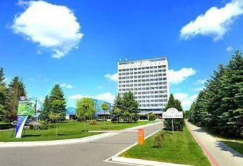 Region sanatoria Mińsk: przegląd najlepszych