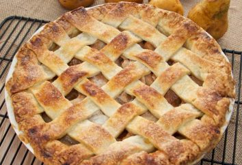 Kuchen mit Birnen: ein einfaches Rezept. Kochtipps
