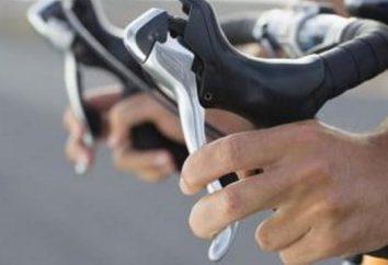 Hamulce rowerowe: opis, rodzaje, cechy i recenzje