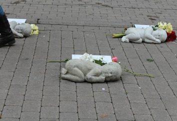 Denkmal für ungeborene Kinder in Riga – der Schmerz und Angst