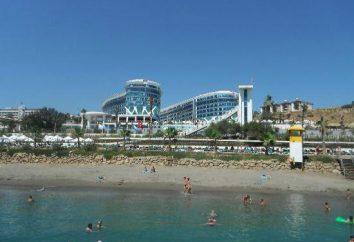 Vikingen Infinito Resort SPA 5 * (Alanya): fotos e comentários