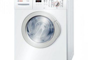 Eccellente qualità Bosch prodotti – lavatrice del gruppo tedesco