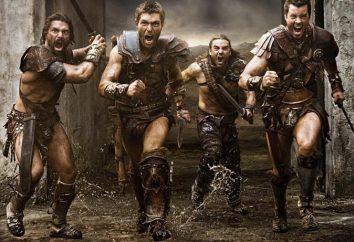 Là où il y avait une conspiration d'esclaves dirigée par Spartacus? Troisième Guerre Servile