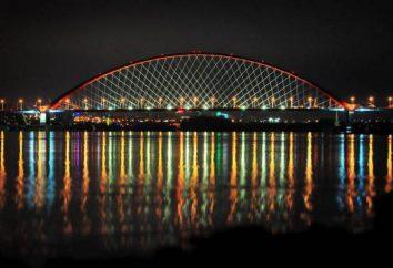 Trzeci most w Nowosybirsku: Schemat ruchu Most Bugrinski