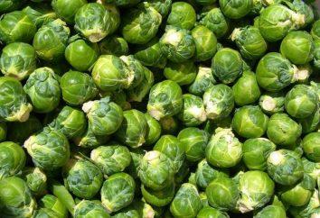 les choux de Bruxelles: la culture et l'entretien du légume populaire
