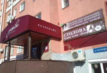 """Dove andare a Perm? Il caffè """"Dejavu"""" invita gli ospiti"""
