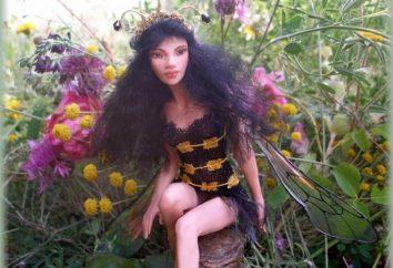 Bonecas de argila do polímero – uma nova mania mundial