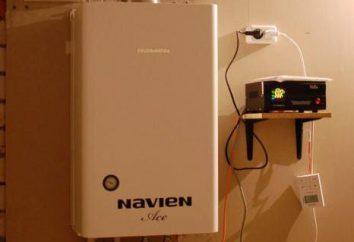 Chaudière à gaz « Naven »: avis. Chaudière à gaz Navien: Prix et spécifications