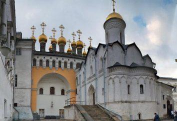 Chiesa della Deposizione della Robe (Cremlino di Mosca): descrizione, la storia e fatti interessanti