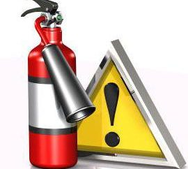 Legge sulla sicurezza antincendio. sistemi di sicurezza antincendio. Protezione antincendio – è …