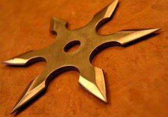Origami « shuriken », un procédé de fabrication