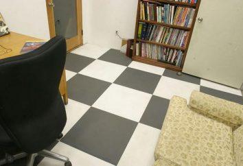 Saiba como definir as telhas no chão