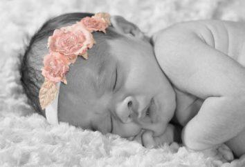Beratung für jungen Eltern: Wie ein Mädchen im November geboren nennen