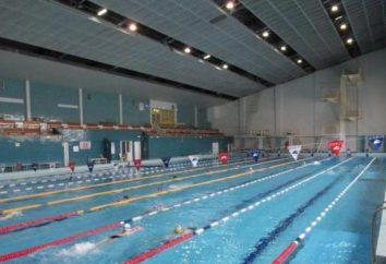 Les plus grandes piscines d'Ekaterinbourg