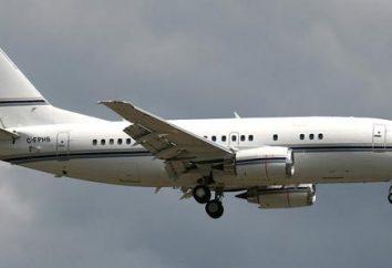 Boeing 737 500: recensioni, posizione migliore, le foto