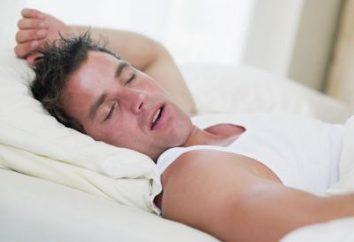 ¿Por qué son gente quejándose en su sueño: posibles causas