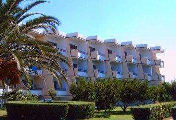Afandou Beach 3 * w Rodos. Szczegółowy opis warunków pobytu w hotelu, Podróżni